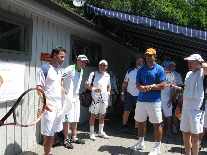 Life at The County Tennis Club of Westchester